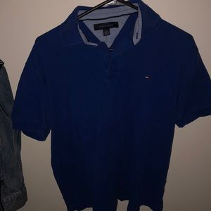 TOMMY HILFIGER AUTHENTIC POLO VERY COMFORTABLE